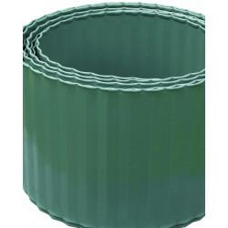 Bordure steely bordura 0.14x6m galva vert - NORTENE