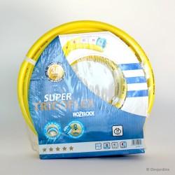 Tuyau Hozelock Super Tricoflex jaune - ø15mmx50m