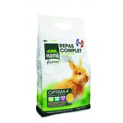 Optima+ repas premium lapin nain hamiform 2.5kg - HAMIFORM