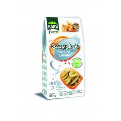 Crunchy's chips banane rongeurs hamiform 150g - HAMIFORM