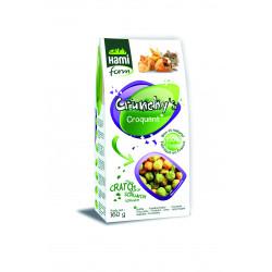 Crunchy's croquant rongeurs hamiform 160g - HAMIFORM