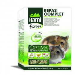 Optima repas complet hamster nain hamiform 800g - HAMIFORM