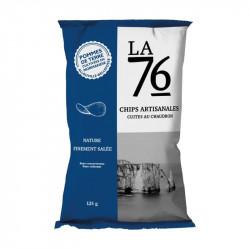 Chips artisanales LA 76 125...