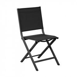 Chaise pliante Thema grey/gris - ALIZE