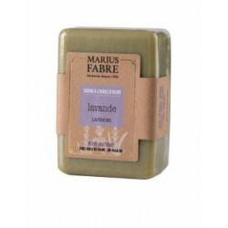 Savonnette 150 g Lavande à l'huile d'olive 1900 - SAVONNERIE MARIUS FABRE