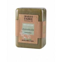 Savonnette 150 g Chèvrefeuille à l'huile d'olive - SAVONNERIE MARIUS FABRE