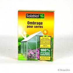 Ombrage pour serre Solabiol - 500g