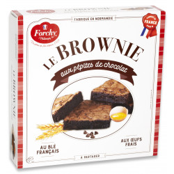 Brownie chocolat 285 g - FORCHY PATISSIER