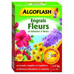 Engrais fleurs&arbust. fleur. act. prolongée 1.8 - ALGOFLASH
