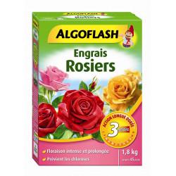 Engrais rosiers action prolongée 1.8kg - ALGOFLASH