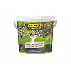 Blanc arboricole algoflash naturasol seau 3l - ALGOFLASH