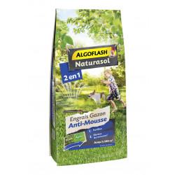 Gazon anti-mousse sac 8kg pour 200m - ALGOFLASH