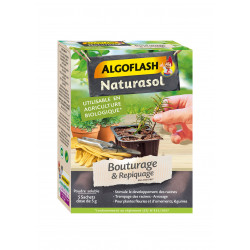 Bouturage&repiquage naturasol 5x5g - ALGOFLASH