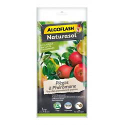 Pièges phéromones pomme x2 - ALGOFLASH