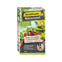 Anti-limaces loches/escargots naturasol 400g - ALGOFLASH
