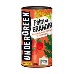 Nutriments faim grandir p.leg&arom undergreen 60 - UNDERGREEN