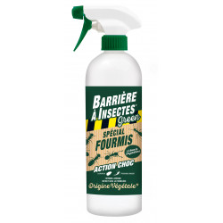 Anti-fourmis base/chrysant pae uab pulv-750ml - BARRIERE A INSECTES GREEN