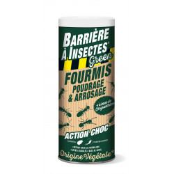 Anti-fourmis poudrage base/chrysant uab 300g - BARRIERE A INSECTES GREEN