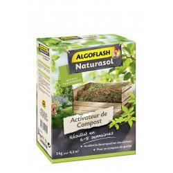 Activateur compost UAB 3kg - ALGOFLASH