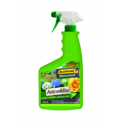 Anti-mildiou & déperissement conifères 750ml - ALGOFLASH