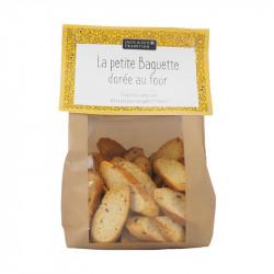 La petite baguette dorée au four 150g 150g - SAVOR ET SENS