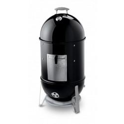 Fumoir Smokey Mountain Cooker 47 cm noir + houss - WEBER