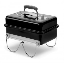 Barbecue charbon Go Anywhere noir. - WEBER