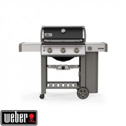 Barbecue gaz Genesis II E-310 noir + plancha - WEBER