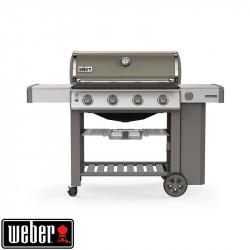 Barbecue gaz Genesis II E-410 GBS noir + plancha - WEBER