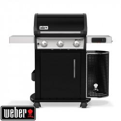 Barbecue gaz Spirit EXP-315 GBS noir - WEBER