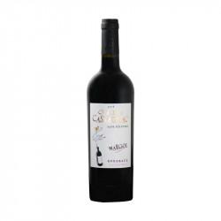 Bordeaux rouge cuvée Margot 75 cl - CHATEAU CASTAGNAC