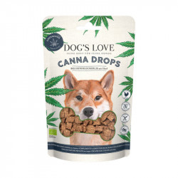 Canna Canis bio chien - volaille et chanvre 150g - DOG'S LOVE