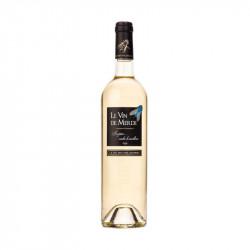 Vin de France blanc 75 cl - LE VIN DE MERDE