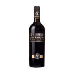 Vin de France rouge cuvée Nobles Selles 75 cl - LE VIN DE MERDE