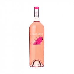 Vin de France rosé magnum 1,5 L - LE VIN DE MERDE