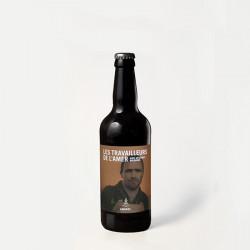 Bière ambrée 50 cl - LES...