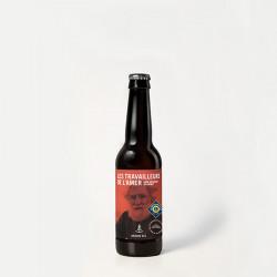 Bière brown ale 33 cl - LES...