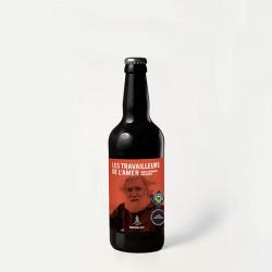 Bière brown ale 50 cl - LES...