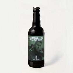 Bière IPA 75 cl - LES...