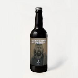 Bière stout 75 cl - LES...