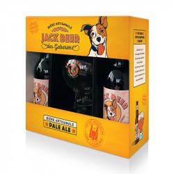 Coffret Jack Beer pale ale...