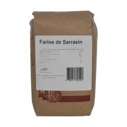Farine de sarrasin 1 kg - MINOTERIE LOUIS CAPRON