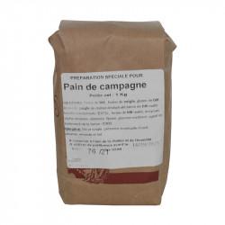 Farine pain de campagne 1 kg - MINOTERIE LOUIS CAPRON