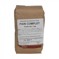 Farine pain complet 1 kg - MINOTERIE LOUIS CAPRON