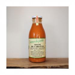 Soupe de carottes bio 97 cl - SAVEURS DU JARDIN