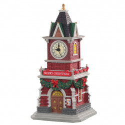 TANNENBAUM CLOCK TOWER - LEMAX
