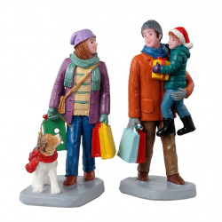 HOLIDAY SHOPPERS  - LEMAX