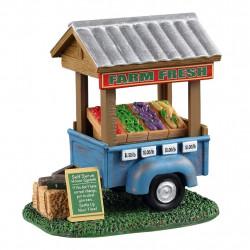 FARM FRESH VEGETABLE TRAILER - LEMAX