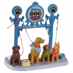DOG PARKING - LEMAX
