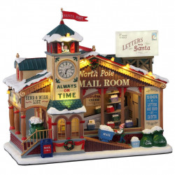 NORTH POLE MAIL ROOM - LEMAX